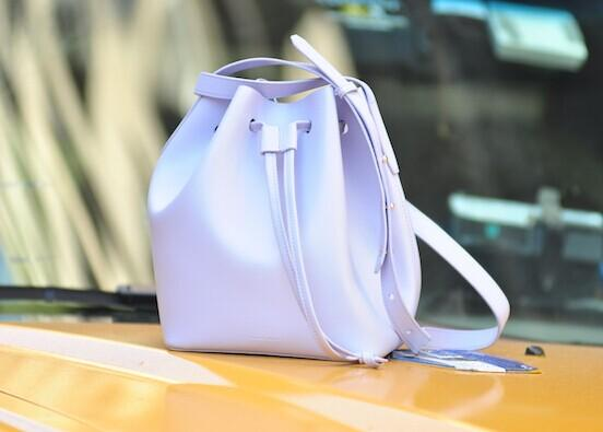 RACHAEL RUDDICK Beach Bucket Bag @ Otte