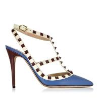 20% Off + Free Shipping VALENTINO Rockstud Shoes @ FORZIERI