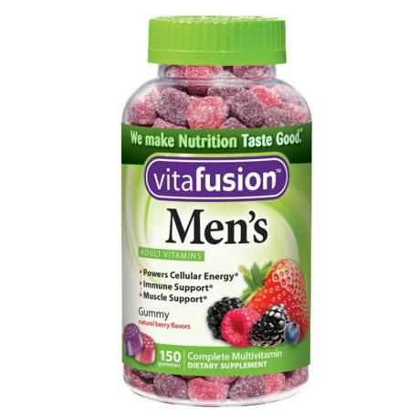 $5.97 Vitafusion Men's Gummy Vitamins, 150 Count