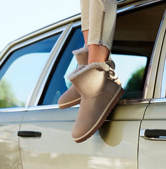 Up to 82% Off UGG Shoes Sale @ 6PM.com