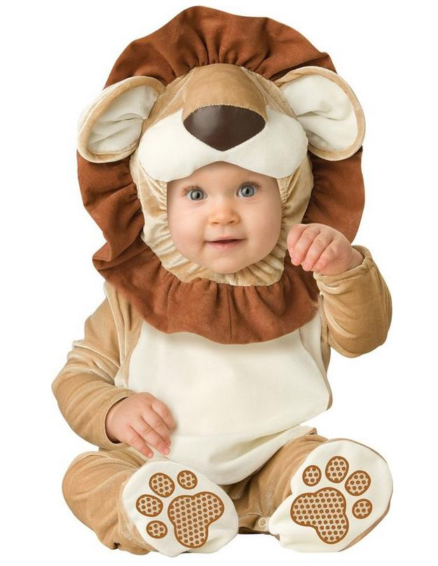 InCharacter Baby Lovable Lion Costume (6-12 Month)