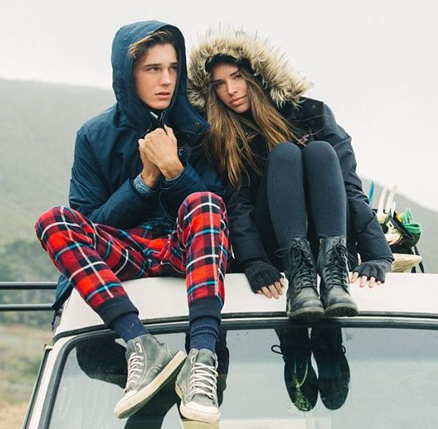 Up to 40% Off Select Outerwear @ Hollister