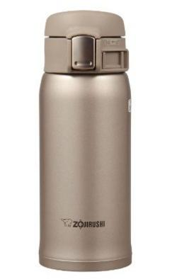 Zojirushi SM-SA36-NM Stainless Steel Mug, 12-Ounce, Cinnamon Gold @ Amazon.com