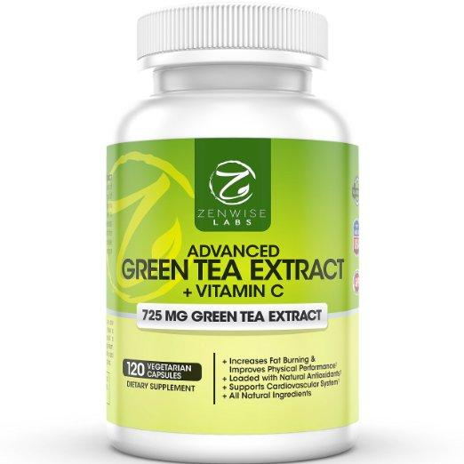 $0.1 Green Tea Extract Supplement
