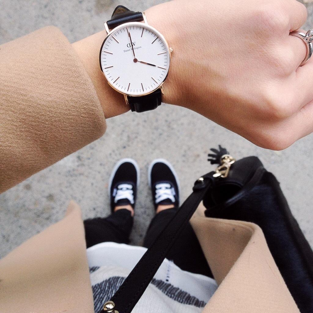 40% off + Free Shipping Select Daniel Wellington Watches @ Mybag.com (US & CA)