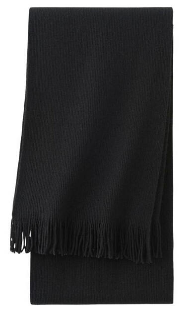 Uniqlo Heattech Knit Scarf