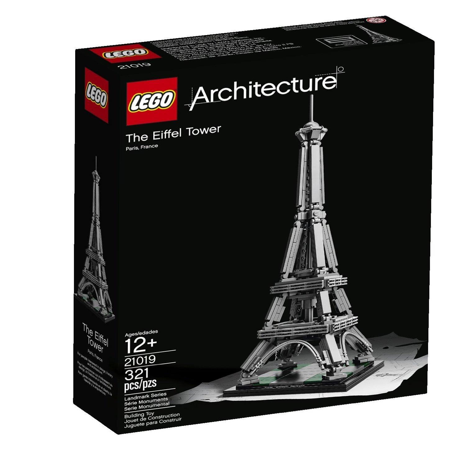$26.99 LEGO Architecture 21019 The Eiffel Tower