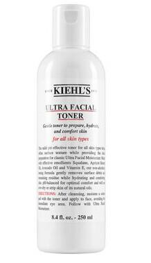 20% Off+1 Deluxe Sample+3 Free Samples Ultra Facial Toner @ Kiehl's