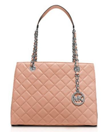 MICHAEL Michael Kors Susannah Medium Quilted Tote Bag