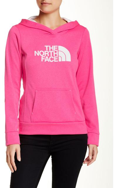 The North Face Fave Logo Graphic Hoodie On Sale @ Nordstrom Rack
