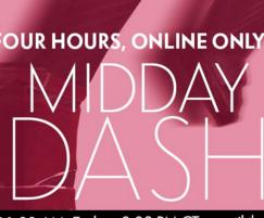 50% Off Midday Dash Sale @ Neiman Marcus