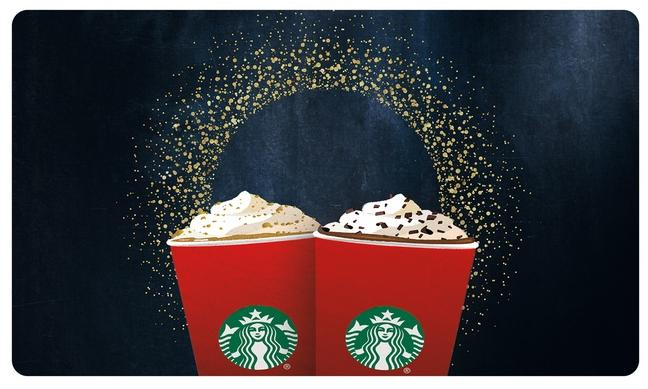 $10 for a $15 Starbucks Card eGift