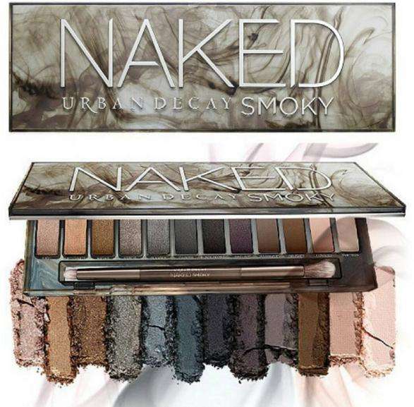 Urban Decay Naked Smoky Eyeshadow Palette On Sale @ Sephora.com