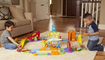 VTech Go! Go! Smart Wheels Ultimate RC Speedway @ Amazon.com