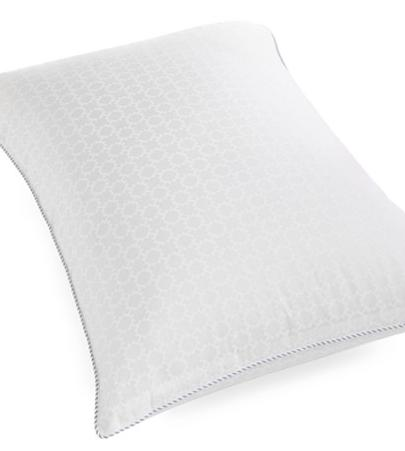 Tommy Hilfiger Home Corded Logo Standard/Queen Pillow @ Macy's