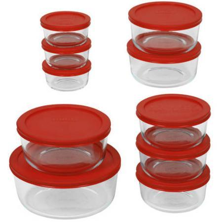 Pyrex 20-pc Storage Plus Set