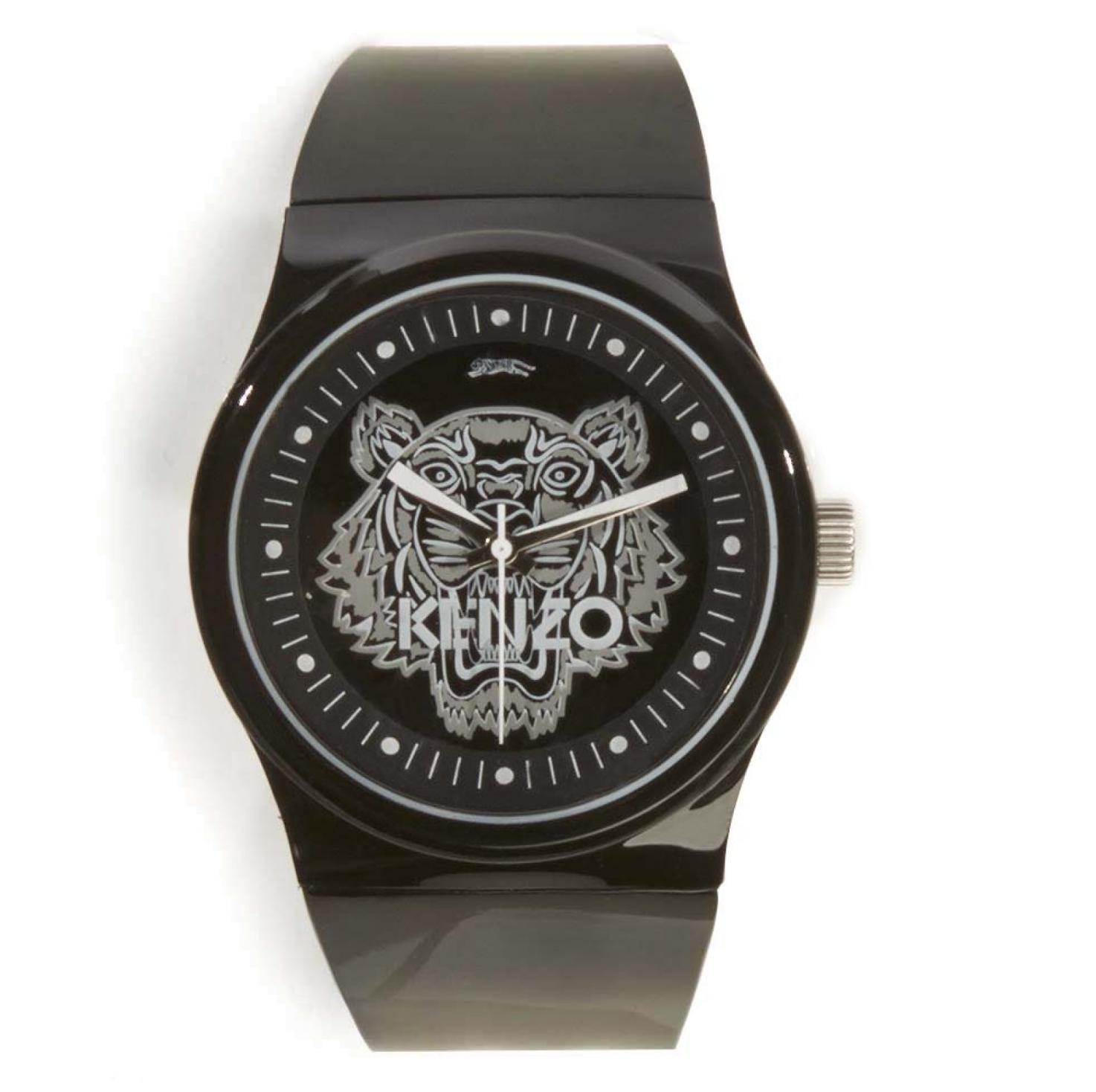 KENZO Tiger 3 Hand Tonal Watch On Sale @ Otte