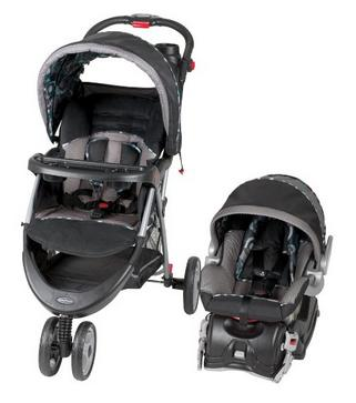 Baby Trend EZ-Ride 5 Travel System