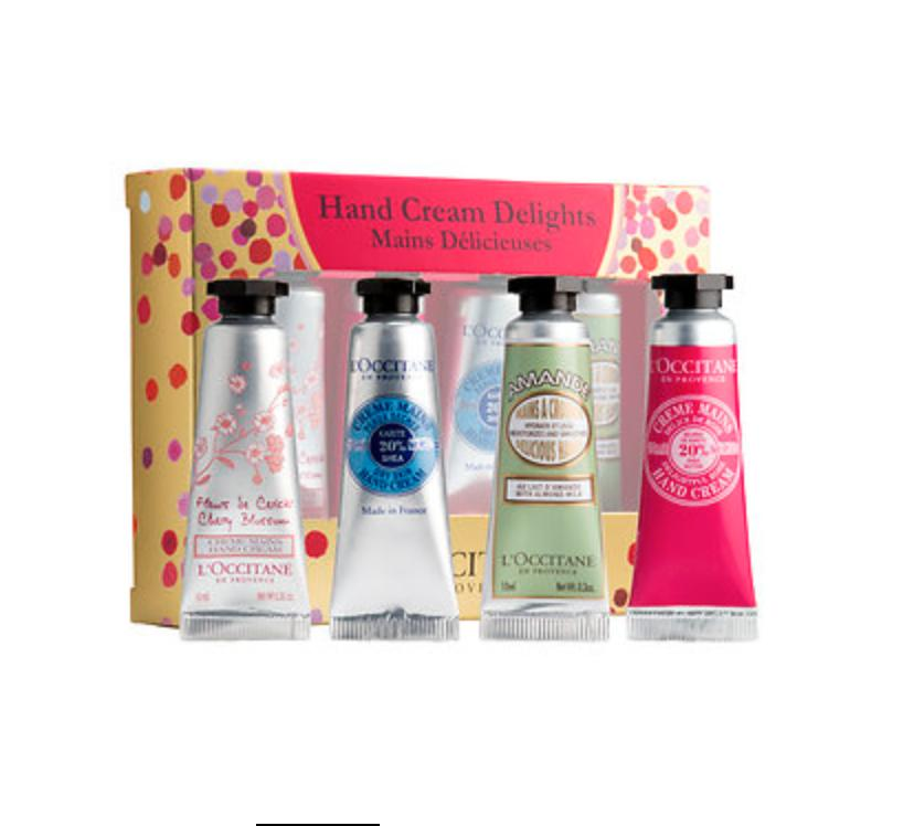 L'Occitane Hand Cream Delights On Sale @ Sephora.com