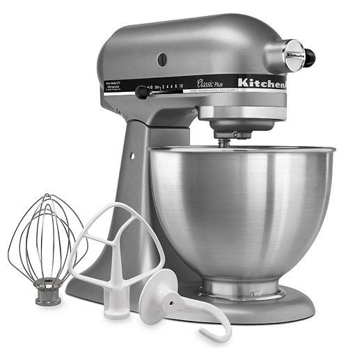 From $169.99 + $45 Kohl's Cash Select KitchenAid Stand Mixer Sale @ Kohl's