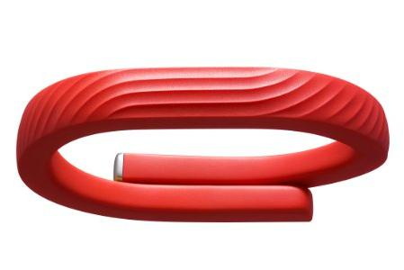 $23.89 Jawbone UP24 Red Fitness Tracker, Small