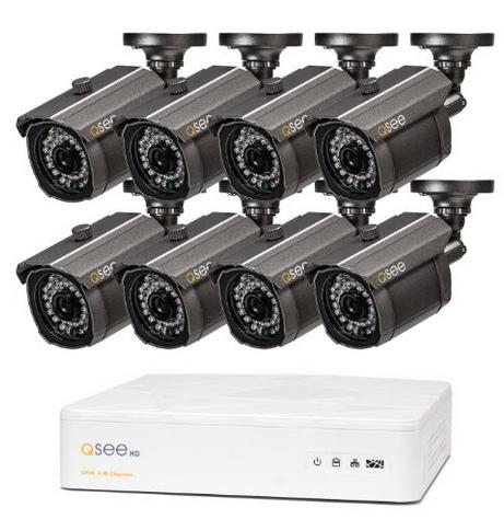 Up to 40% Off Select Security & Surveillance Camera @ Amazon.com
