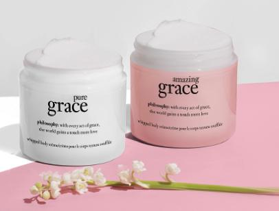 Free Whipped Body Cream Duo with Any $55 Purchase @ philosophy