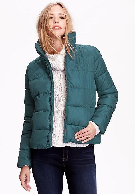 Women's Frost-Free Jackets On Sale @ Old Navy