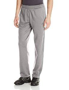 adidas Performance Men's Ultimate Fleece 3-Stripes Pant