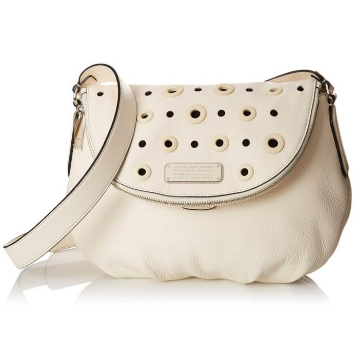 Marc by Marc Jacobs New Q Grommet Perf Natasha Handbag