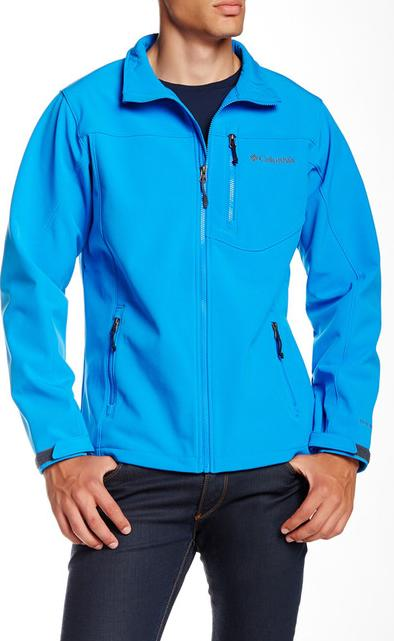Columbia Prime Peak Softshell Jacket