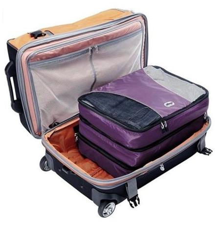 3 Pack eBags Large Packing Cubes
