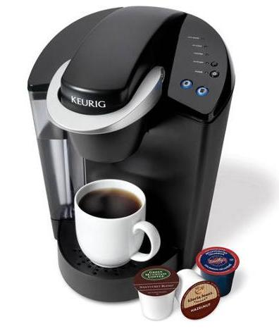 $69.99 Keurig Elite K40 Single Serve Coffeemaker Brewing System