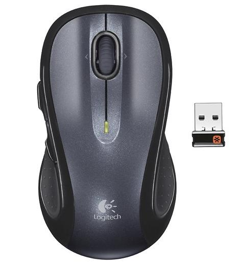 Logitech - M510 Wireless Laser Mouse