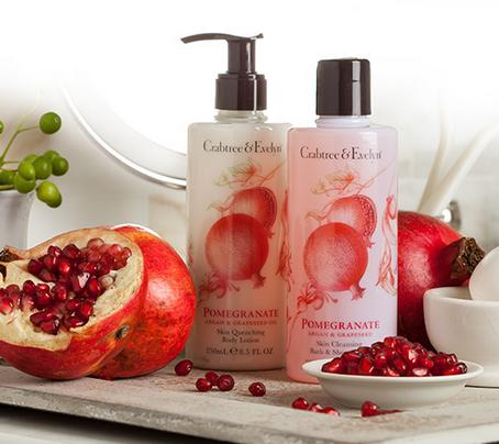 20% Off the Collection @ Crabtree & Evelyn