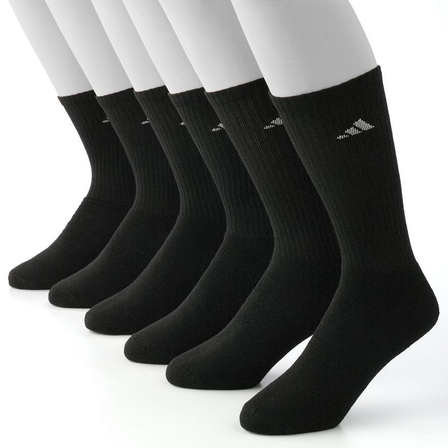 12 Pairs For $15.98 Select adidas ClimaLite Socks