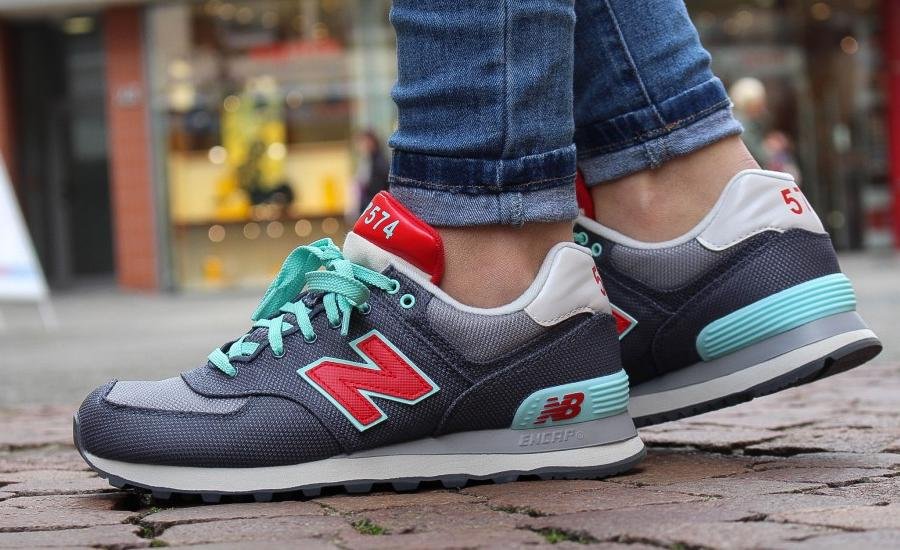 Extra 20% Off New Balance Women's WL574 Winter Harbor Pack Classic Sneaker