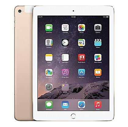 As low as $374 Apple iPad Air 2 Black Friday SALE