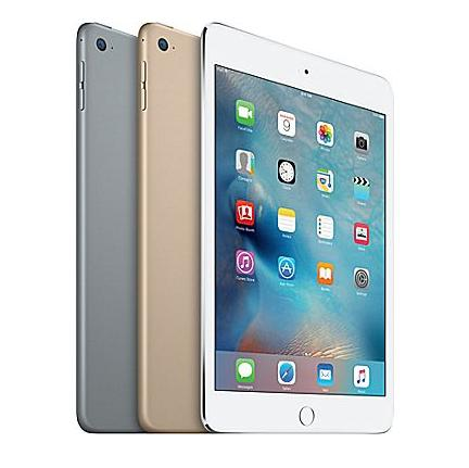 As low as $299.99 The New iPad Mini 4