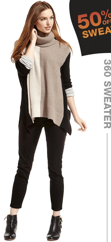 50% Off Sweaters Sale @ LastCall by Neiman Marcus
