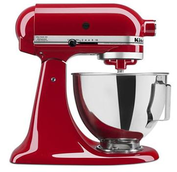 KitchenAid 4.5 Qt. Tilt-Head Stand Mixer