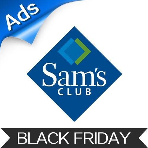 Check it now! Sam's Club Black Friday 2015 Ad Posted