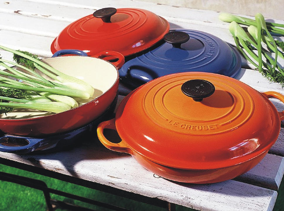 15% Off on $200+ Le Creuset @ Saks Fifth Avenue
