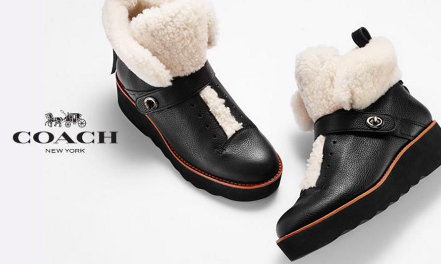 25% Off Coach Shoes @ Bloomingdales