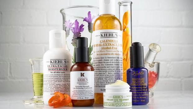 Free 4 Deluxe Samples With Any Order Over $50 @ Kiehl's