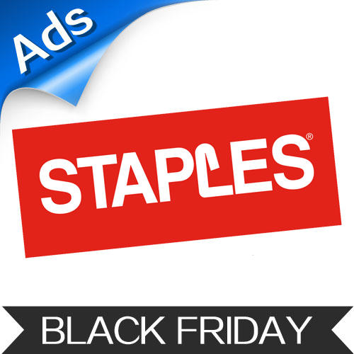 Check it now! Staples Black Friday 2015 Ad Posted