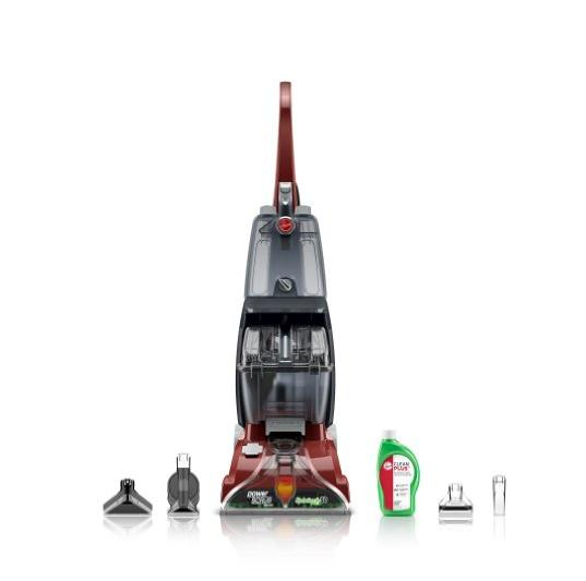 $104.99 Hoover Power Scrub Deluxe Carpet Washer, FH50150