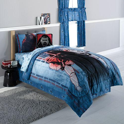 Star Wars: Episode VII The Force Awakens Comforter