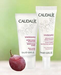Deluxe 2-Piece Gift + Free Shipping with Any $50 Purchase @ Caudalie
