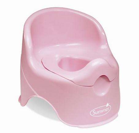 #1 Best Seller! Summer Infant Lil' Loo Potty, Pink